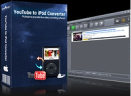 mediAvatar YouTube to iPod Converter for Mac