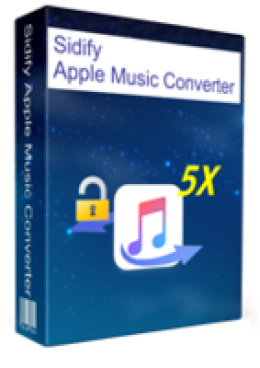 Sidify Apple Music Converter for Mac Promotion Codes, Coupon
