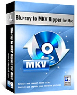 4Videosoft Blu-ray to MKV Ripper for Mac