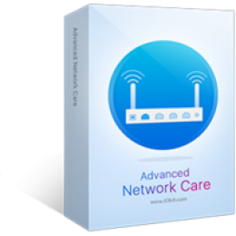 Advanced Network Care PRO Standard (1Mac/Lifetime)-Exclusive