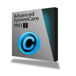 Advanced SystemCare 7 PRO (un an dabonnement 3 PCs)