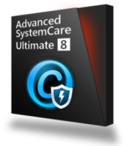 Advanced SystemCare Ultimate 8 (1 year subscription 3PCs)