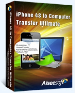Aiseesoft iPhone 4S to Computer Transfer Ultimate