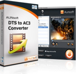 Aunsoft DTS to AC3 Converter for Mac