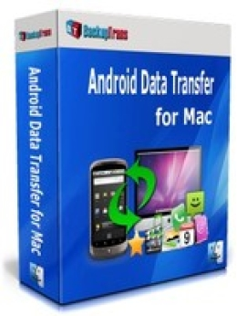 Backuptrans Android Data Transfer for Mac (Family Edition)
