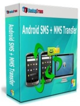 Backuptrans Android SMS + MMS Transfer (Family Edition)