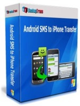 Backuptrans Android SMS to iPhone Transfer (Business Edition)