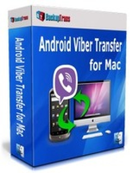 Backuptrans Android Viber Transfer for Mac (Family Edition)