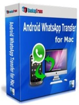 Backuptrans Android WhatsApp Transfer for Mac(Business Edition)