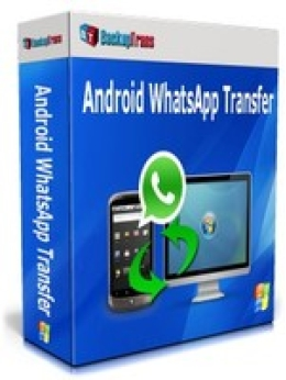 Backuptrans Android WhatsApp Transfer(Personal Edition)