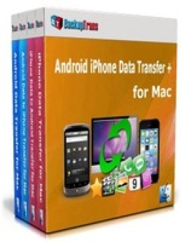 Backuptrans Android iPhone Data Transfer + for Mac (Personal Edition)