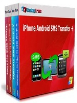 Backuptrans iPhone Android SMS Transfer + (Family Edition)