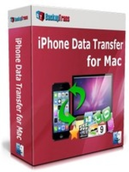 Backuptrans iPhone Data Transfer for Mac (Personal Edition)