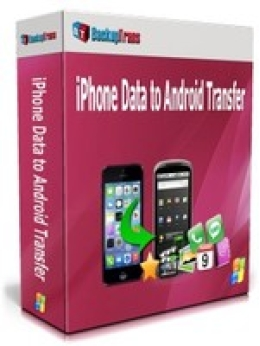 Backuptrans iPhone Data to Android Transfer (Family Edition)
