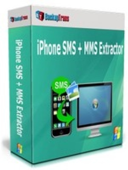Backuptrans iPhone SMS + MMS Extractor (Personal Edition)