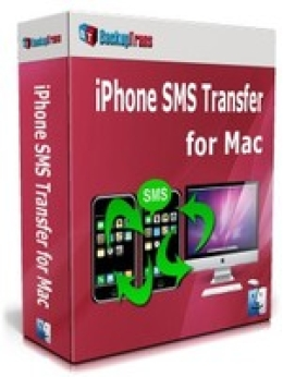 Backuptrans iPhone SMS Transfer for Mac (Personal Edition)