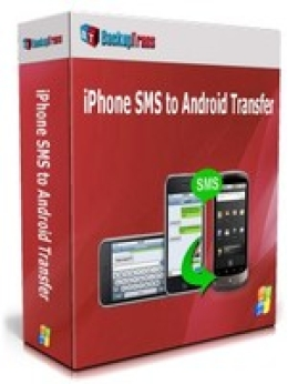 Backuptrans iPhone SMS to Android Transfer (Business Edition)