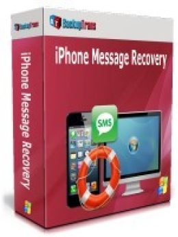 Backuptrans iPhone SMS/MMS/iMessage Transfer (Business Edition)