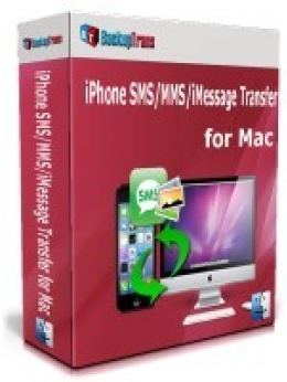 Backuptrans iPhone SMS/MMS/iMessage Transfer for Mac (Family Edition)