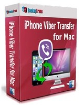 Backuptrans iPhone Viber Transfer for Mac (Business Edition)