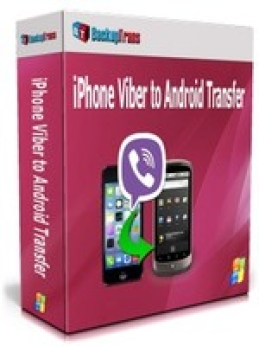 Backuptrans iPhone Viber to Android Transfer (Family Edition)