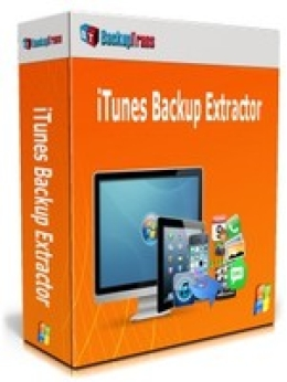 Backuptrans iTunes Backup Extractor (Family Edition)