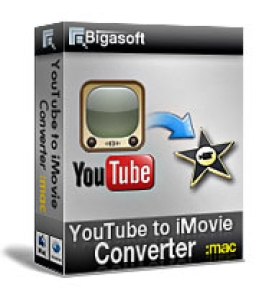 Bigasoft YouTube to iMovie Converter