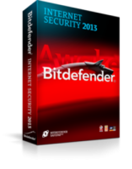 Bitdefender Internet Security 2013 5PC-2 Years