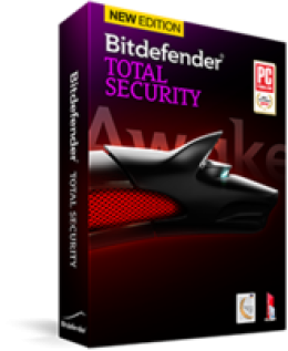 Bitdefender Total Security 2014 10-PC 2-Years