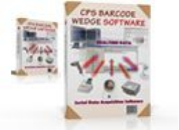 CPS Barcode Wedge Software