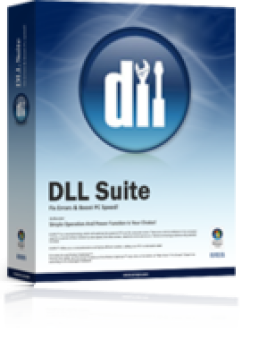 DLL Suite : 3 PC-license + Registry Cleaner