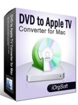 DVD to Apple TV Converter for Mac
