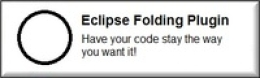 Eclipse Folding Plugin Personal