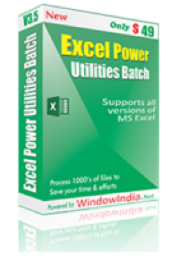 Excel Power Utilities