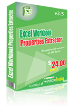 Excel Workbook Properties Extractor