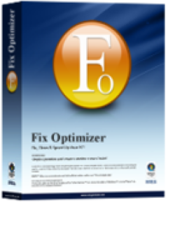 Fix Optimizer - 10 PCs / Lifetime License