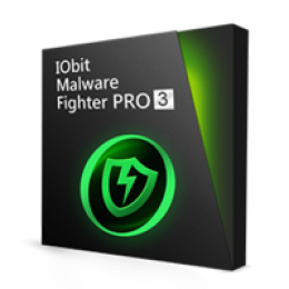 IObit Malware Fighter 3 PRO (1 Ano/1 PC)