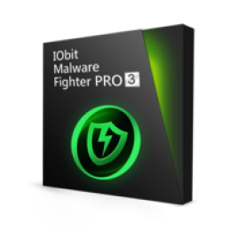 IObit Malware Fighter 3 PRO  (with eBook)