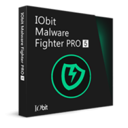 IObit Malware Fighter 5 PRO (3 PCs / 1 year Subscription 30-day trial)