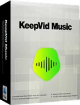 KeepVid Music for Mac