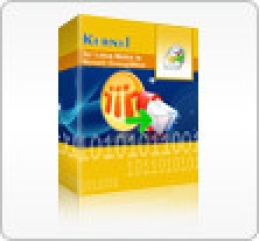 Kernel for Lotus Notes to Novell GroupWise - Technician License