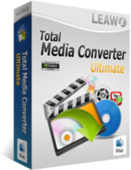 Leawo Total Media Converter Ultimate for Mac