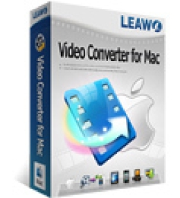 Leawo Video Converter for Mac New