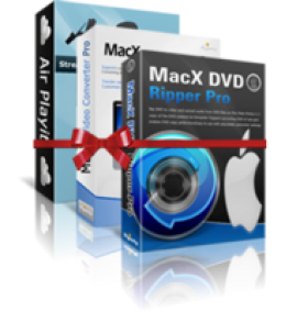 MacX Holiday Gift Pack - Promo code