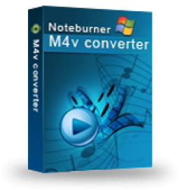 NoteBurner M4V Converter (For Windows)