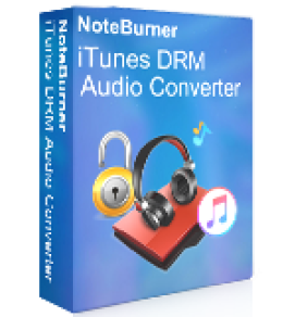 NoteBurner iTunes DRM Audio Converter for Windows