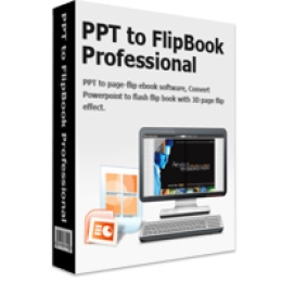 PPT to FlipBook Professional