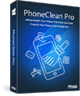 PhoneClean Pro for Windows - family license