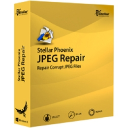 Stellar Phoenix JPEG Repair Windows