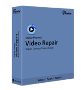 Stellar Phoenix Video Repair Windows